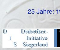 Diabetiker-Initiative Siegerland