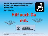 Verein zur Förderung behinderter Kinder und Jugendlicher e.V. Montabaur